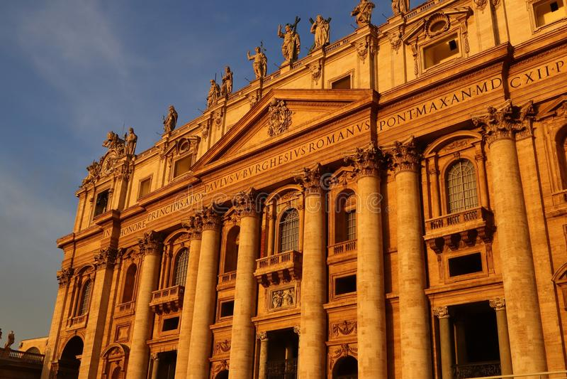 Άγιος Peter 2 στοκ εικόνες