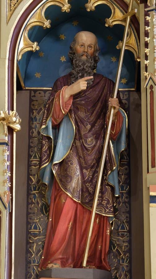 Άγιος Philip στοκ εικόνες
