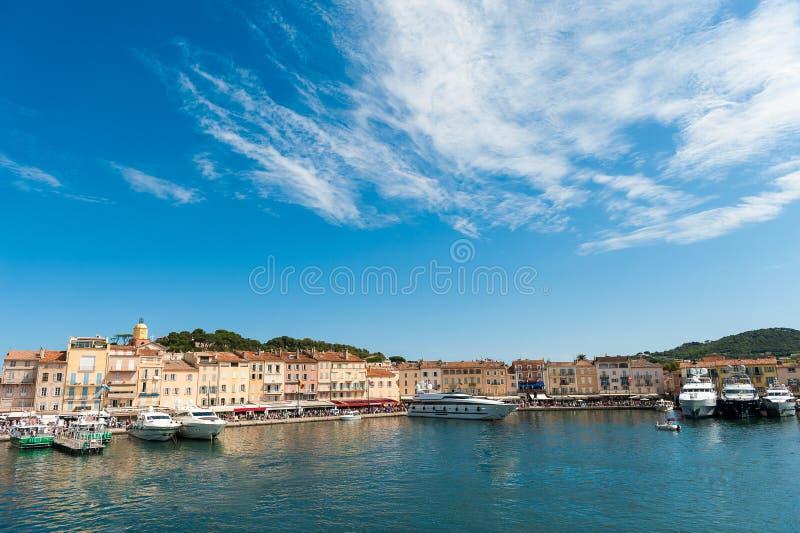 Άγιος-Tropez   στοκ εικόνες