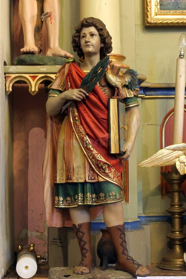 Άγιος Vitus στοκ εικόνα με δικαίωμα ελεύθερης χρήσης