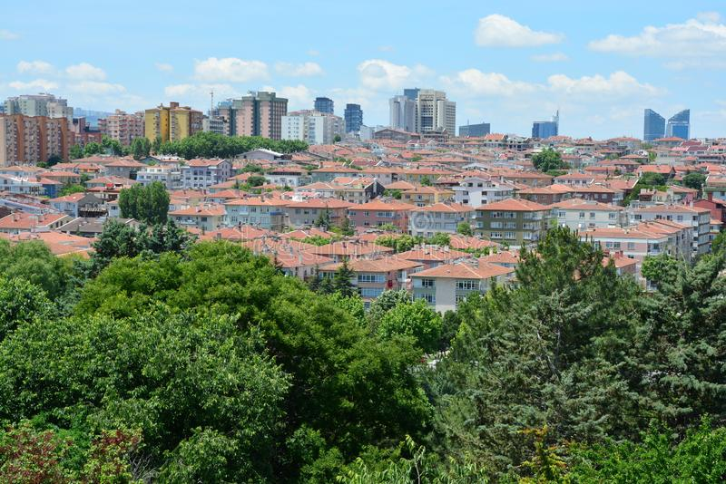 Άγκυρα, πρωτεύουσα της Τουρκίας στοκ φωτογραφία με δικαίωμα ελεύθερης χρήσης