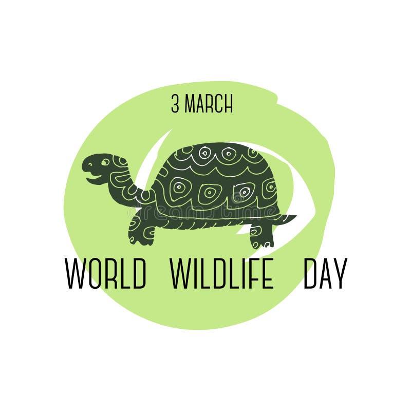 Άγρια φύση Day10 ελεύθερη απεικόνιση δικαιώματος