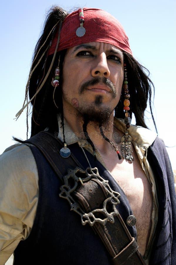 άγρυπνος πειρατής κυβερ στοκ φωτογραφία με δικαίωμα ελεύθερης χρήσης