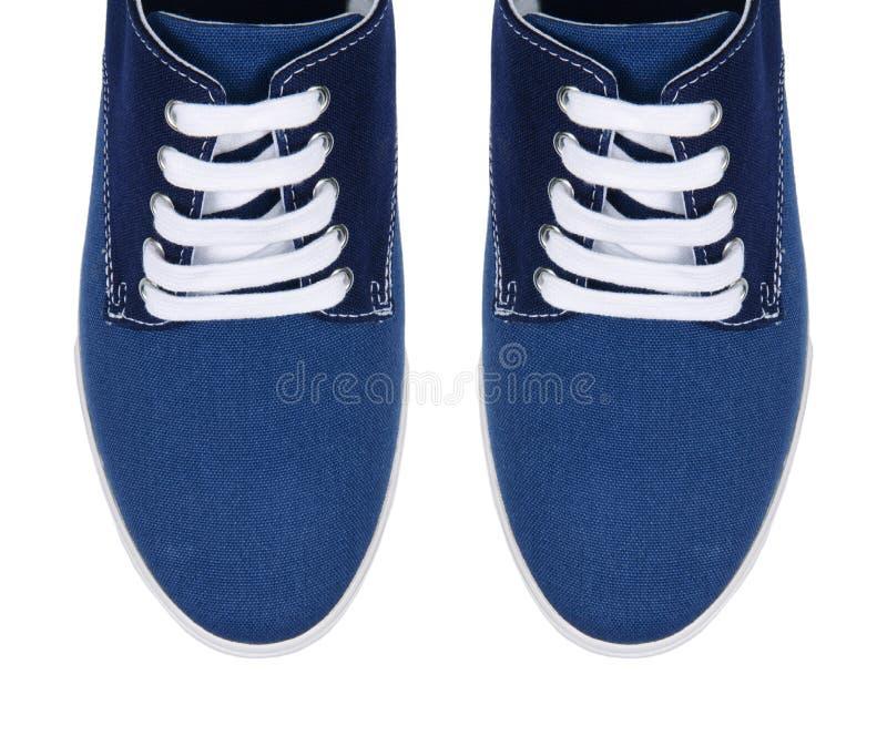 Download Άκρη παπουτσιών που απομονώνεται των αθλητικών στο λευκό Στοκ Εικόνα - εικόνα από αρσενικό, λείες: 62709171