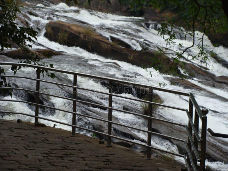 Άκρη της πτώσης 5 νερού στοκ εικόνες