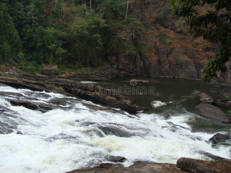 Άκρη της πτώσης 2 νερού στοκ φωτογραφίες