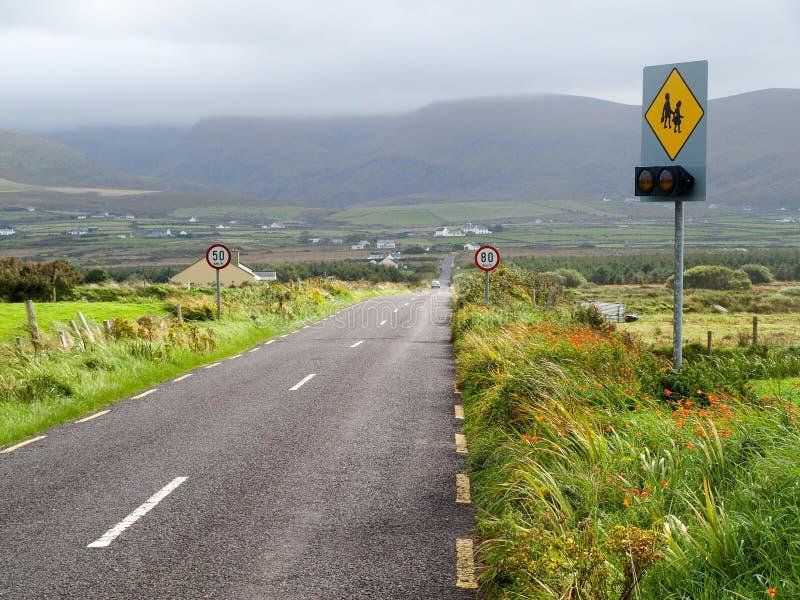 Άκρη του δρόμου στοκ εικόνα