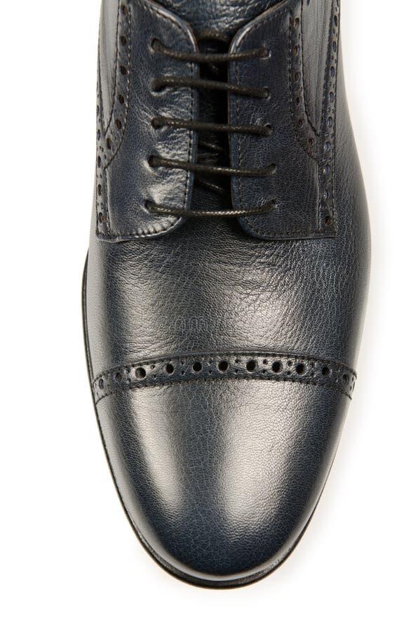 Download Άκρη των αρσενικών παπουτσιών που απομονώνεται στο λευκό Στοκ Εικόνες - εικόνα από loafers, διακοπή: 62708572