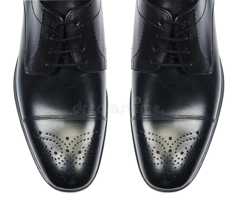 Download Άκρη των αρσενικών παπουτσιών που απομονώνεται στο λευκό Στοκ Εικόνες - εικόνα από αρσενικό, απομονωμένος: 62709436