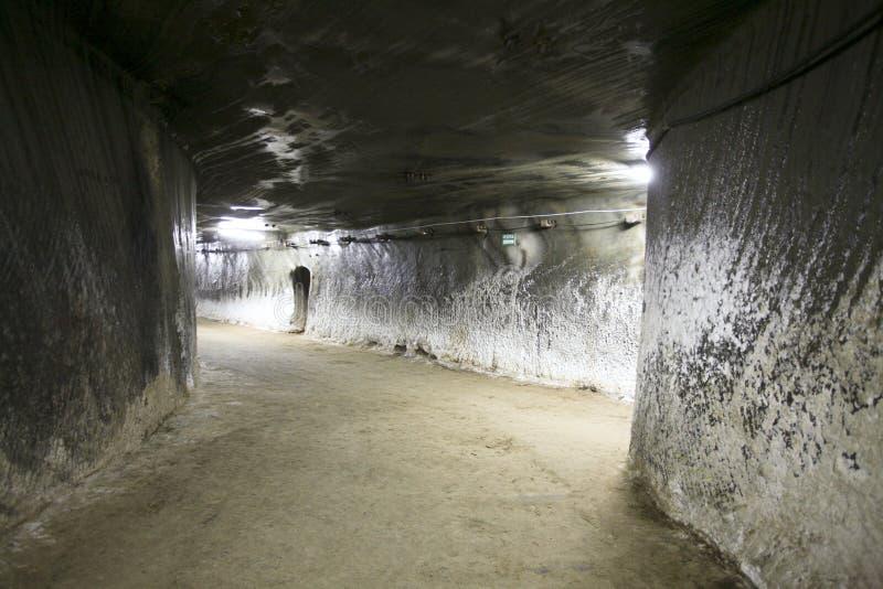άλας ορυχείων στοκ φωτογραφία με δικαίωμα ελεύθερης χρήσης