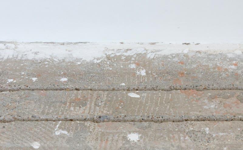 Άλεση στο τσιμεντένιο πάτωμα στοκ φωτογραφίες