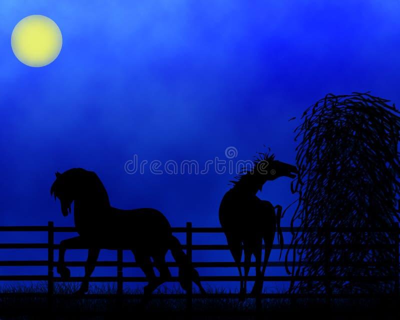 άλογα απεικόνιση αποθεμάτων