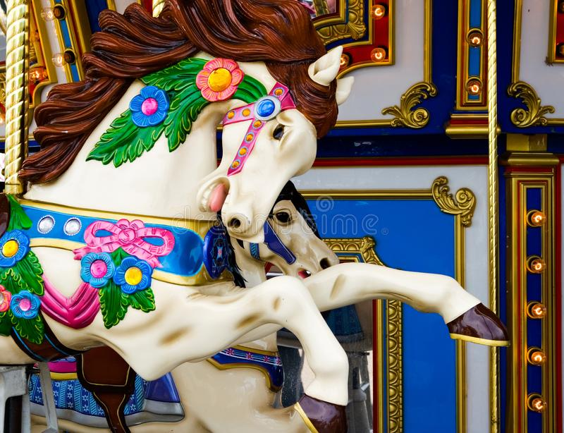 Άλογο ιπποδρομίων στοκ φωτογραφία με δικαίωμα ελεύθερης χρήσης
