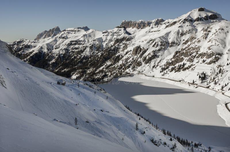 Άλπεις βουνών στην Ιταλία στοκ φωτογραφίες με δικαίωμα ελεύθερης χρήσης