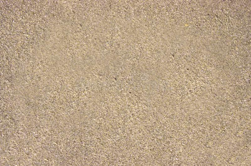 άμμος ανασκόπησης υγρή στοκ εικόνα