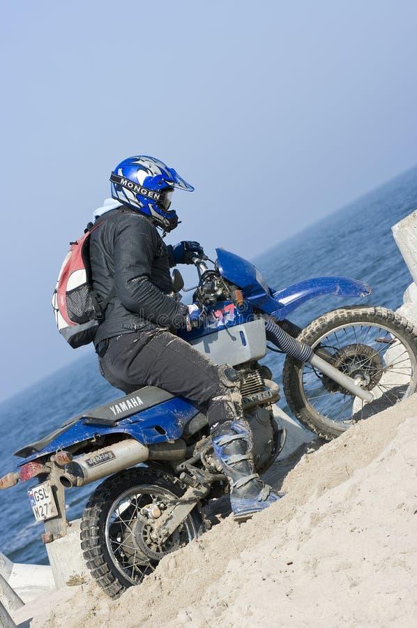 άμμος μοτοκρός στοκ εικόνες με δικαίωμα ελεύθερης χρήσης