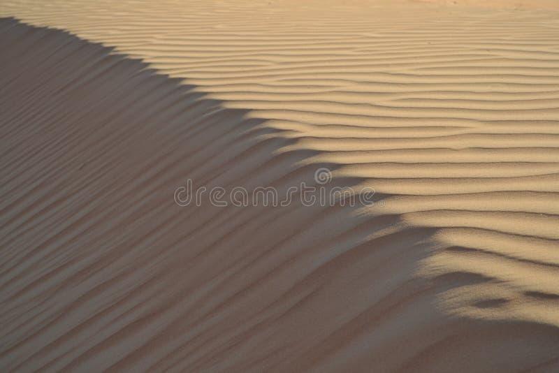 Άμμος που σμιλεύεται από τον αέρα στοκ εικόνες