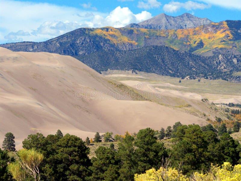 άμμος φθινοπώρου στοκ φωτογραφίες με δικαίωμα ελεύθερης χρήσης
