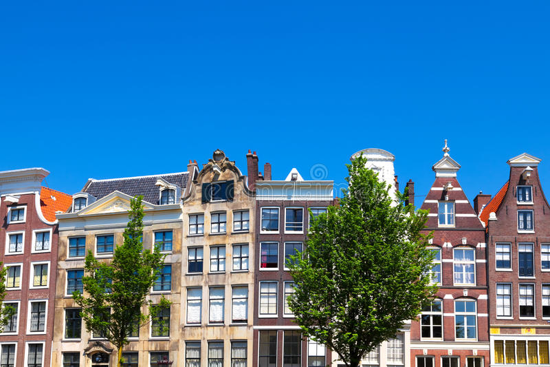 Άμστερνταμ Κάτω Χώρες στοκ εικόνα