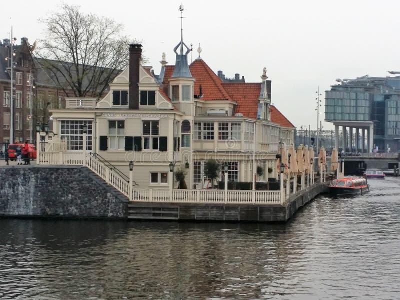 Άμστερνταμ Κάτω Χώρες στοκ εικόνες με δικαίωμα ελεύθερης χρήσης