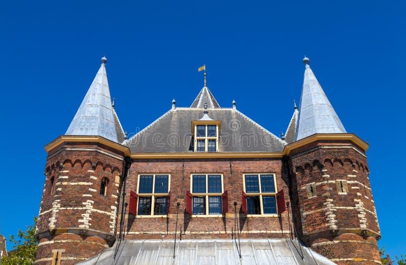 Άμστερνταμ, οι Κάτω Χώρες στοκ εικόνα