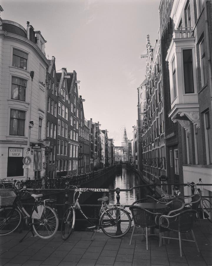 Άμστερνταμ στο χειμώνα το Δεκέμβριο του 2016 στοκ φωτογραφία με δικαίωμα ελεύθερης χρήσης