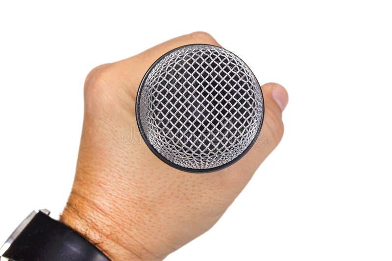 Άνδρας, Ομιλητής, Τραγουδιστής, Οικοδεσπότης, Διασκεδαστής Με Μικρόφωνο στοκ φωτογραφίες με δικαίωμα ελεύθερης χρήσης