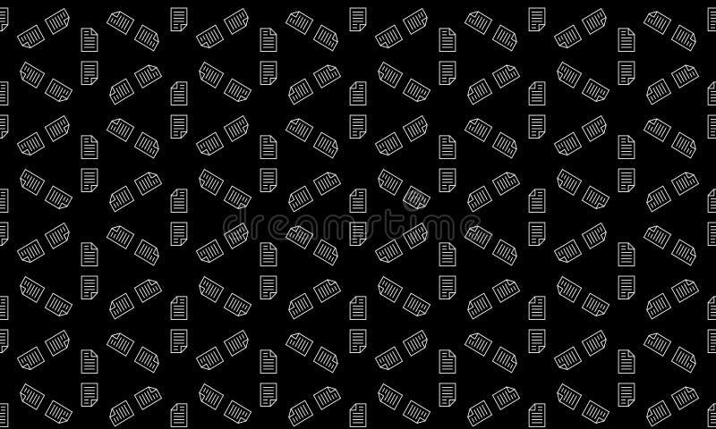 Άνευ ραφής γεωμετρικό διανυσματικό υπόβαθρο, απλό γραπτό διανυσματικό σχέδιο λωρίδων, ακριβές, editable και χρήσιμο υπόβαθρο για ελεύθερη απεικόνιση δικαιώματος