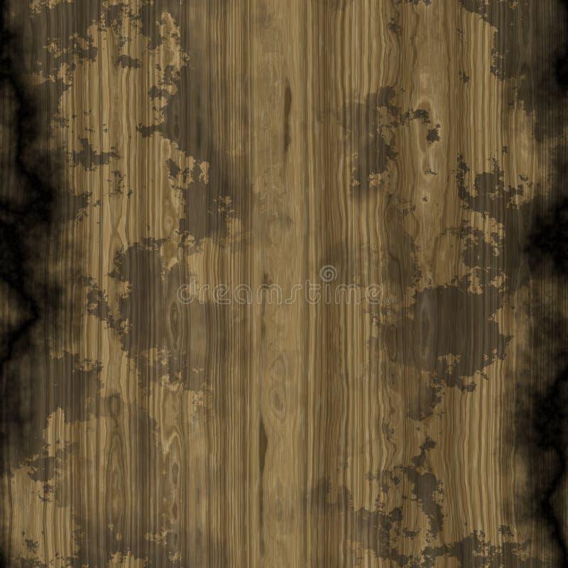 άνευ ραφής δάσος ανασκόπη&sig διανυσματική απεικόνιση