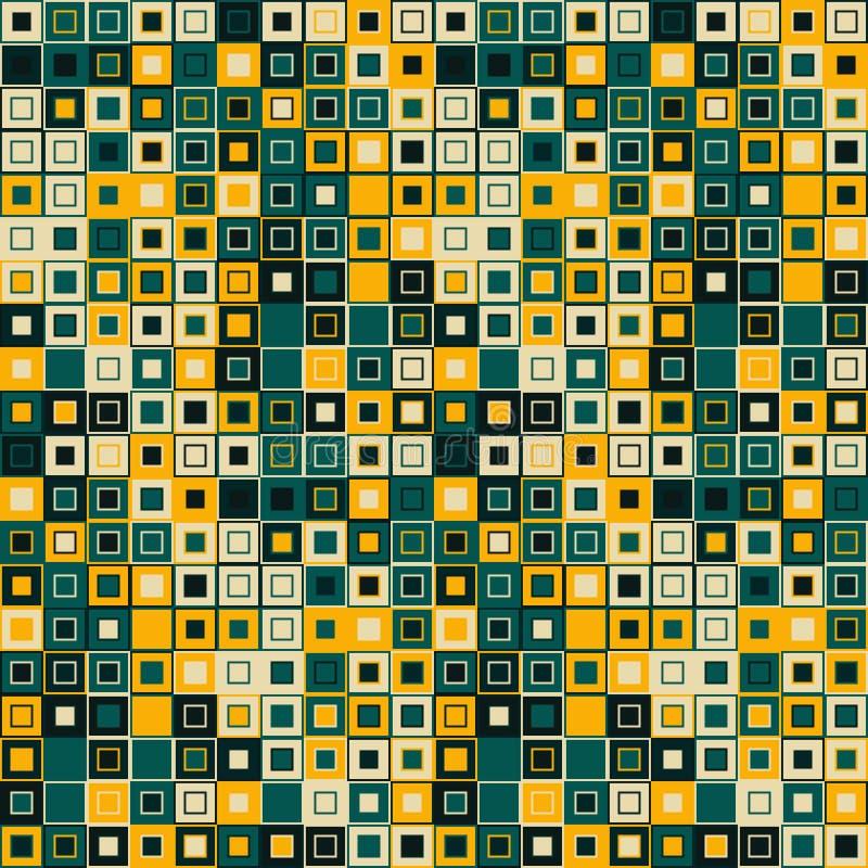άνευ ραφής διάνυσμα προτύπων Αποτελείται από τα γεωμετρικά στοιχεία Τα στοιχεία έχουν μια τετραγωνική μορφή και ένα διαφορετικό χ ελεύθερη απεικόνιση δικαιώματος