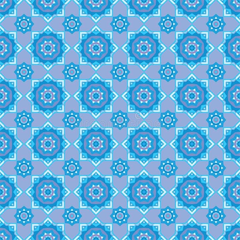 Download Άνευ ραφής διακοσμητικό υπόβαθρο με το σχέδιο μωσαϊκών Απεικόνιση αποθεμάτων - εικονογραφία από seamless, κουρτίνα: 62723650