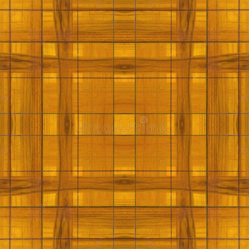 Άνευ ραφής καφετί ξύλινο κατασκευασμένο υπόβαθρο, αφηρημένο σχέδιο στοκ φωτογραφίες