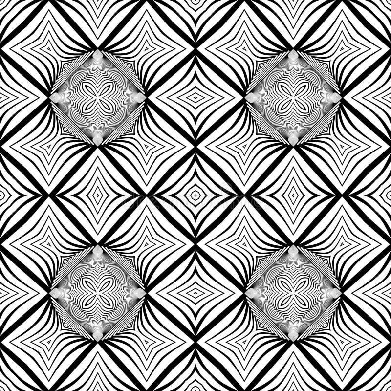 Download Άνευ ραφής μονοχρωματικό σχέδιο πλέγματος σχεδίου Διανυσματική απεικόνιση - εικονογραφία από μπούκλα, αρχαιολόγων: 62717844