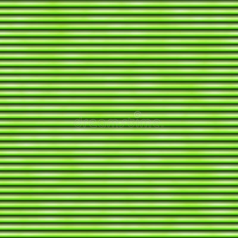 Άνευ ραφής πράσινο ριγωτό υπόβαθρο ελεύθερη απεικόνιση δικαιώματος