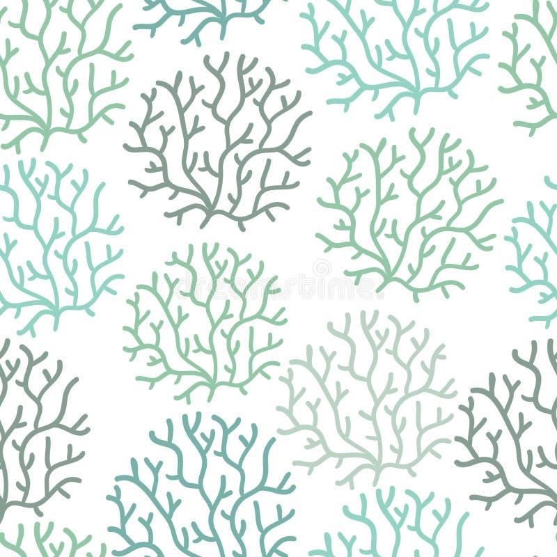 Άνευ ραφής πρότυπο με το φύλλο Η άνευ ραφής σύσταση μπορεί να χρησιμοποιηθεί για το wal διανυσματική απεικόνιση