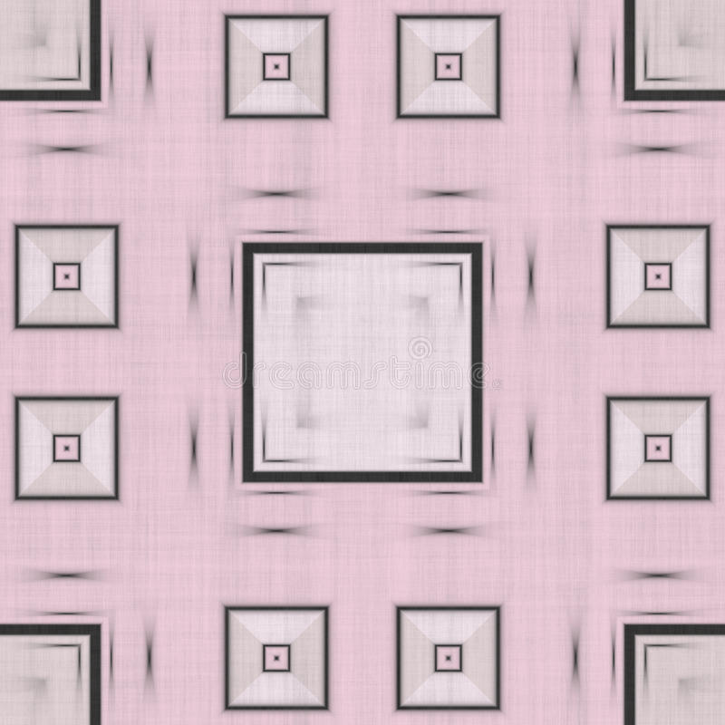 Άνευ ραφής ροζ μπατίκ στοκ φωτογραφία με δικαίωμα ελεύθερης χρήσης
