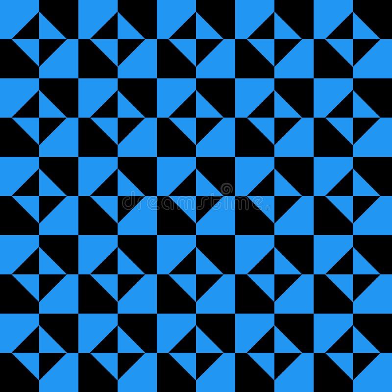 Άνευ ραφής σχέδιο με τη γεωμετρική διακόσμηση αφηρημένη ανασκόπηση απεικόνιση αποθεμάτων