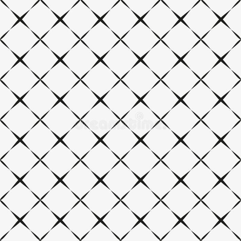 άνευ ραφής σχέδιο με τις γεωμετρικές μορφές και τα σύμβολα στοκ φωτογραφία με δικαίωμα ελεύθερης χρήσης