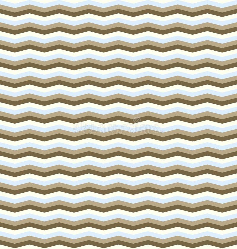 Άνευ ραφής σχέδιο σιριτιών στο αναδρομικό ύφος. διανυσματική απεικόνιση