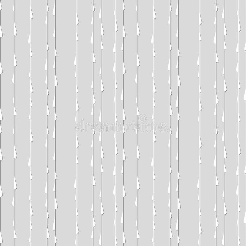 Άνευ ραφής σχέδιο των γραμμών και των σημείων γεωμετρική ταπετσαρία ασυνήθιστος ελεύθερη απεικόνιση δικαιώματος