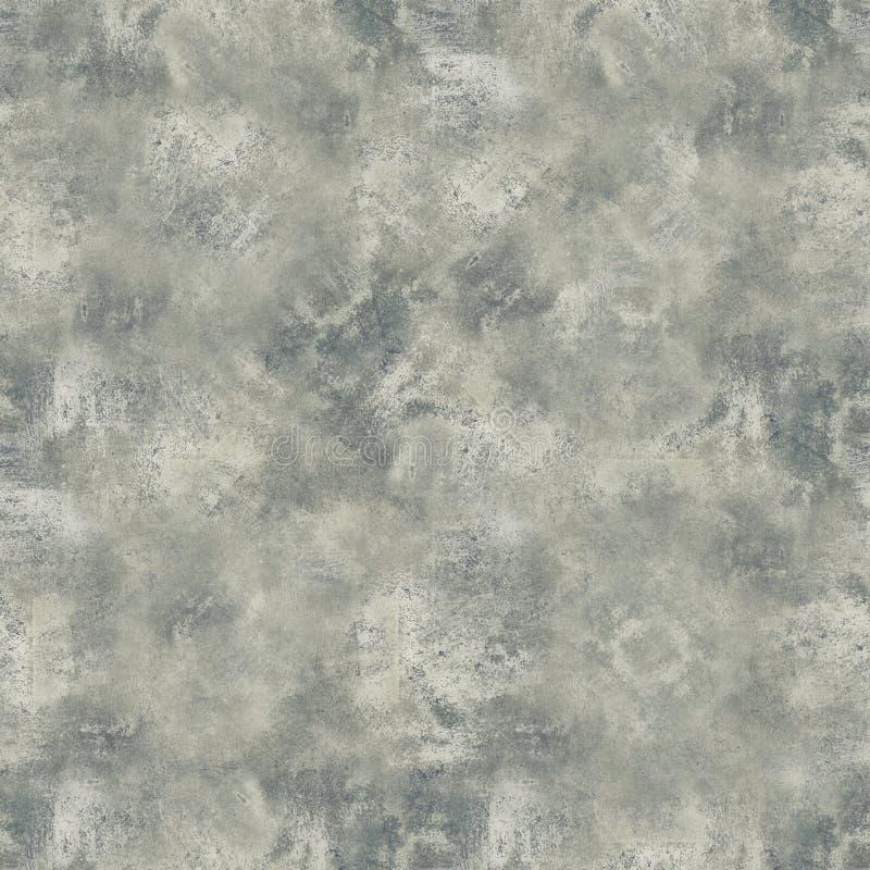 Άνευ ραφής σύσταση του γκρίζου συμπαγούς τοίχου στοκ εικόνα
