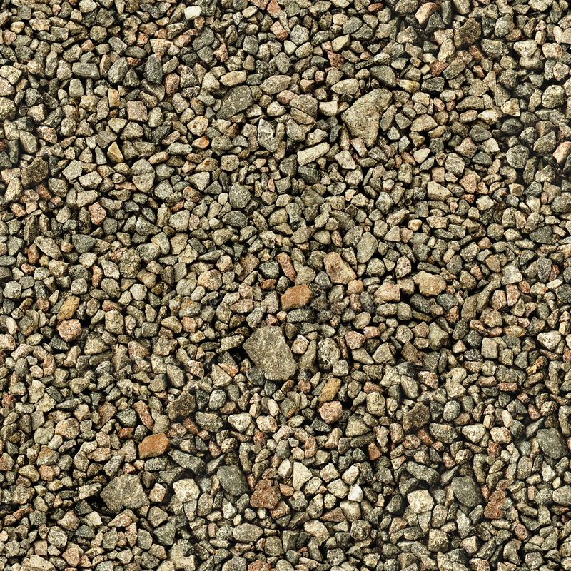 Άνευ ραφής σύσταση των γκρίζων ερειπίων γρανίτη πετρών στοκ εικόνα με δικαίωμα ελεύθερης χρήσης