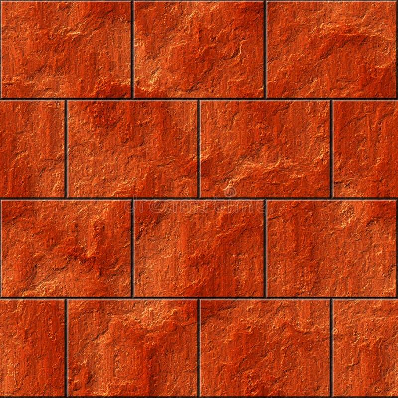 άνευ ραφής τοίχος σύστασης πετρών απεικόνιση αποθεμάτων