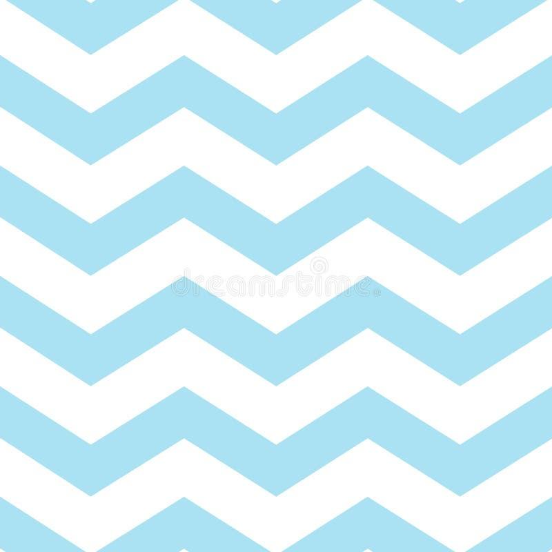 Άνευ ραφής υπόβαθρο με τα μπλε λωρίδες στο τρέκλισμα ελεύθερη απεικόνιση δικαιώματος