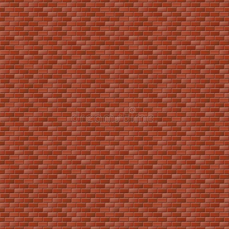 Άνευ ραφής υπόβαθρο τοίχων διανυσματική απεικόνιση