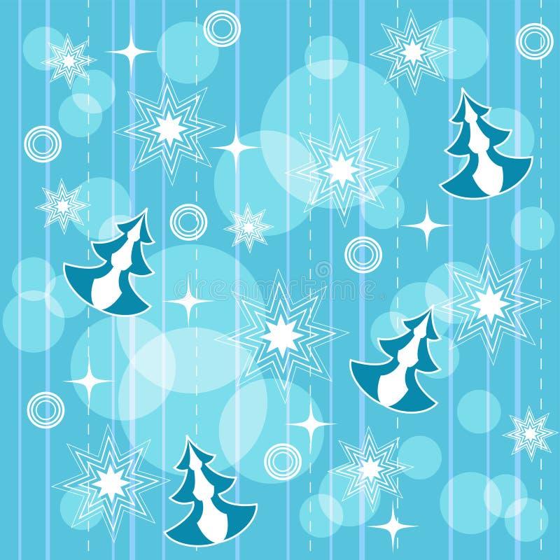 άνευ ραφής χειμώνας 2 ελεύθερη απεικόνιση δικαιώματος