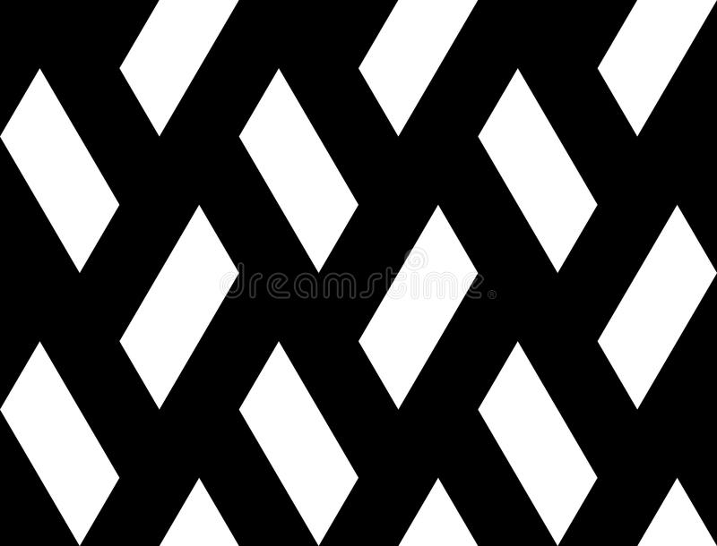 Άνευ ραφής quadrangle σχεδίου γεωμετρικό σχέδιο διανυσματική απεικόνιση