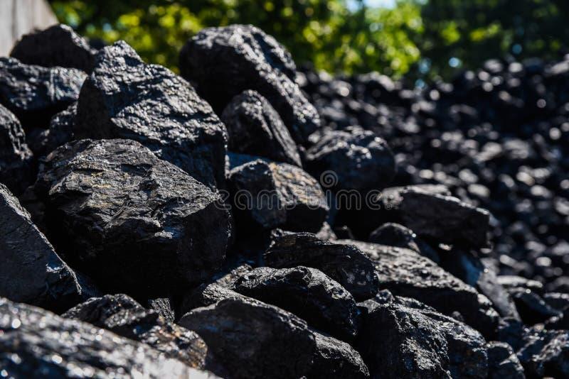 Άνθρακας για την πώληση στοκ φωτογραφία με δικαίωμα ελεύθερης χρήσης