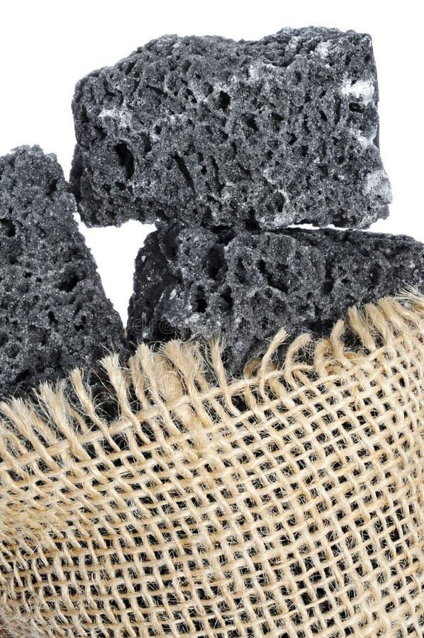 Άνθρακας καραμελών στοκ εικόνα με δικαίωμα ελεύθερης χρήσης