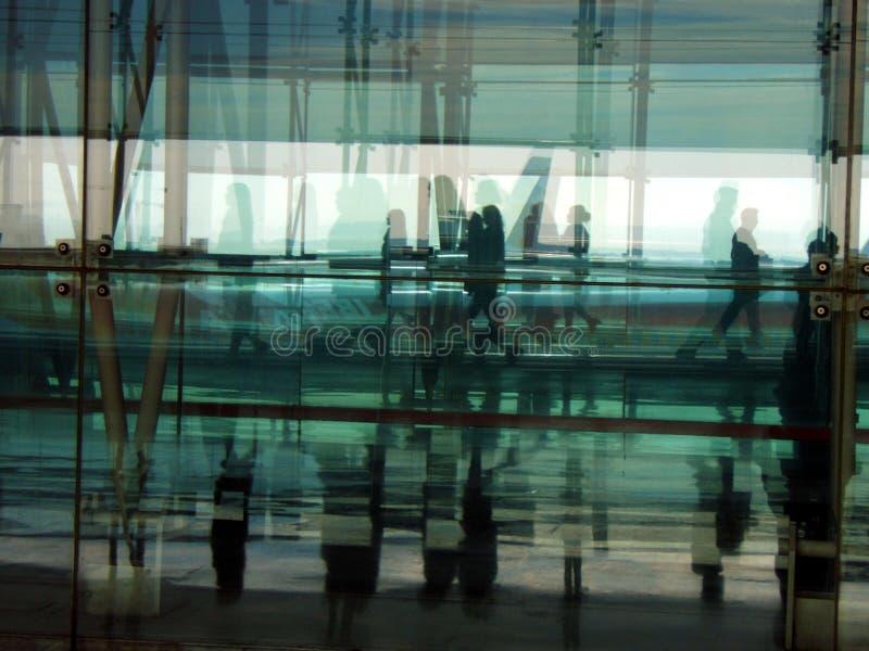 άνθρωποι βιασύνης στοκ φωτογραφία με δικαίωμα ελεύθερης χρήσης